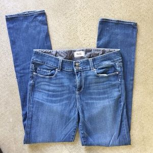 Paige | Hidden Hills Straight Leg Jeans